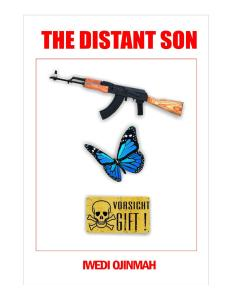 The Distant Son by Iwedi Ojinma-Book Cover