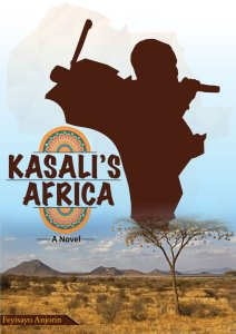 Cover of Kasali's Africa by Feyisayo Anjorin